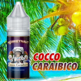 Monkeynaut - COCCO CARAIBICO aroma 10ml