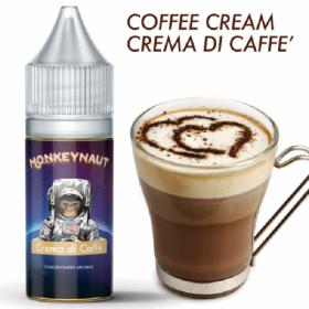 Monkeynaut - CREMA DI CAFFE' aroma 10ml