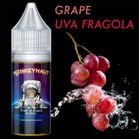 Monkeynaut - FRUTTI DI BOSCO UVA FRAGOLA aroma 10ml
