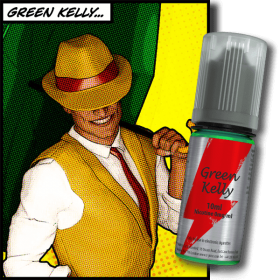 T-Juice - GREEN KELLY aroma 10ml