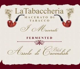 La Tabaccheria Macerati di Tabacco - ASSOLO DI BLACK CAVENDISH aroma 10ml