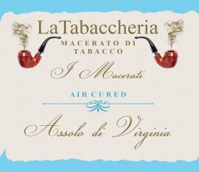 La Tabaccheria Macerati di Tabacco - ASSOLO DI VIRGINIA aroma 10ml