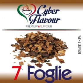 Cyber Flavour - 7 FOGLIE aroma 10ml