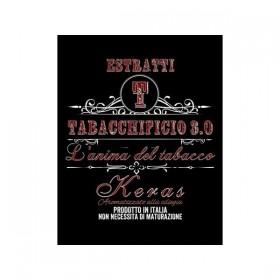 Tabacchificio 3.0 Aromatizzati - KERAS aroma 20ml
