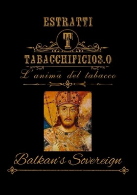 Tabacchificio 3.0 Blend - BALKAN'S SOVEREIGN aroma 20ml