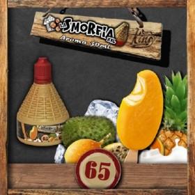 SHOT SERIES - King Liquid - LA SMORFIA n.65 - aroma 30ml