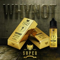 BLACK FRIDAY SHOT SERIES - Super Flavor - WHYNOT - aroma 20ml