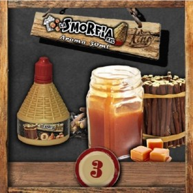 SHOT SERIES - King Liquid - LA SMORFIA n.3 - aroma 30ml