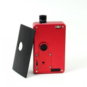 SXK - BILLET BOX V4 70W con porta USB - red