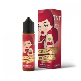 SHOT SERIES - Suprem-e/TNT Vape - CHERRY BOOMS - aroma 20ml