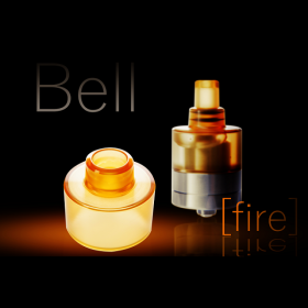 Svoemesto - Kayfun Lite 2019 24mm LITE BELL Fire