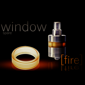 Svoemesto - Kayfun Lite 2019 22mm LITE WINDOW Fire