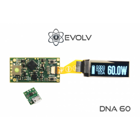 Evolv - CHIP DNA60 con schermo OLED e porta USB