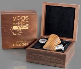 Dicodes - YOGS E-PIPE ONE - Zebrano