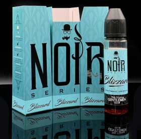 - SHOT SERIES - The Vaping Gentleman Club - Noir - BLIZZARD