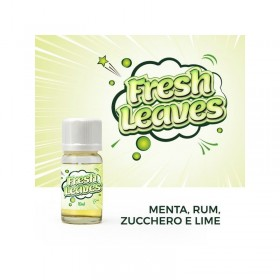 Super Flavor - FRESH LEAVES aroma 10ml