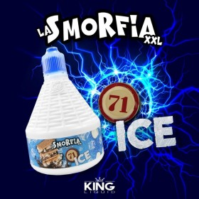SHOT SERIES - King Liquid - LA SMORFIA n.71 ICE - aroma 30ml