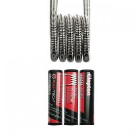 FumyTech prebuilt coil CLAPTON NI80 0.53ohm ID 2,5mm 10pcs