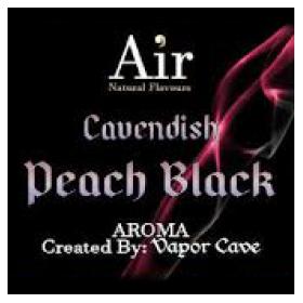 CAVENDISH PEACH BLACK aroma Vapor Cave