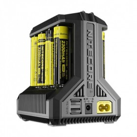 Nitecore INTELLICHARGER I8 Caricabatterie