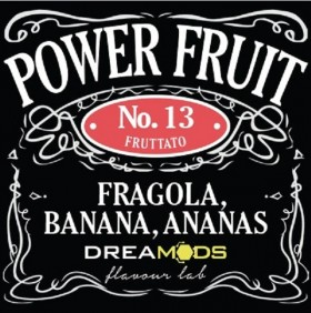 No. 13 POWER FRUIT aroma DreaMods