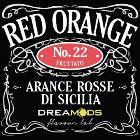 No. 22 RED ORANGE aroma DreaMods