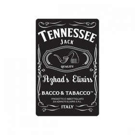 SHOT SERIES - Azhad's Elixirs BACCO & TABACCO - TENNESSEE JACK - aroma 20ml