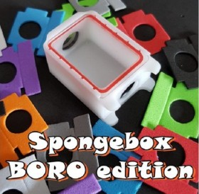 SPONGEBOX Boro Edition per BILLET Box