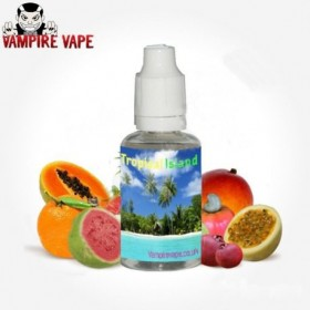 TROPICAL ISLAND aroma Vampire Vape 30ml