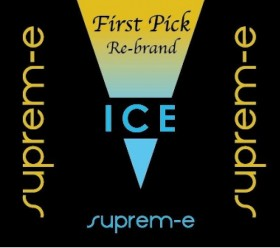 SHOT SERIES - Suprem-e - FIRST PICK RE-BRAND ICE - aroma 20ml