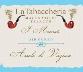 - ASSOLO DI VIRGINIA aroma Macerati di Tabacco La Tabaccheria