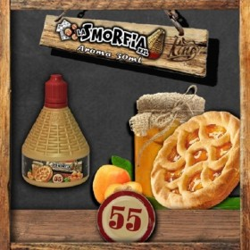 SHOT SERIES - King Liquid - LA SMORFIA n.55 - aroma 30ml