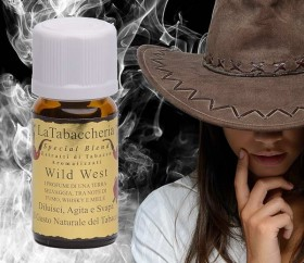 - Special Blend WILD WEST aroma La Tabaccheria